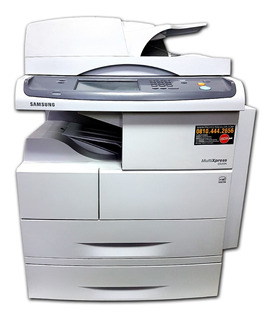 Fotocopiadora Impresora Multifuncion Samsung Scx 6545n