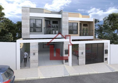 Excelente Casa No Mata Atlântica - Jd Belvedere - C1788