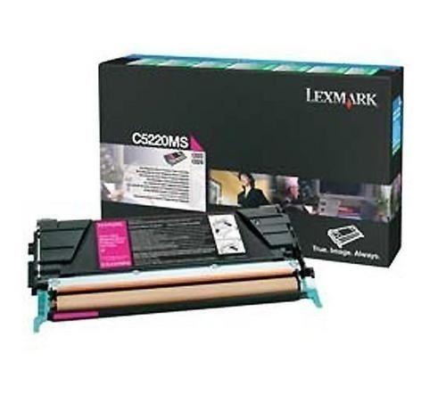 Toner Lexmark C5220ms Magenta P/c522/c524/c53x