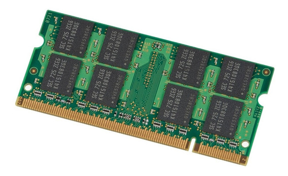 Memoria Ram Notebook Smart Technologies 1 Gb Ddr2 16 Chips
