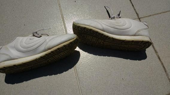Zapatillas Blancas Gaelle