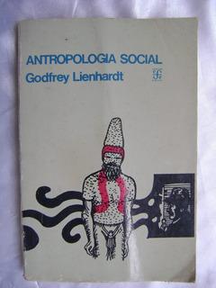 I3 Antropologia Social- Godfrey Lienhardt- 1971