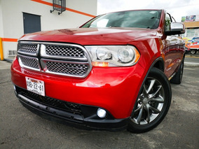 Dodge Durango Citadel V8 Awd At 2012 Autos Puebla