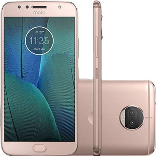 Smartphone Motorola Xt1802 Moto G5s Plus 32gb Dtv | Vitrine