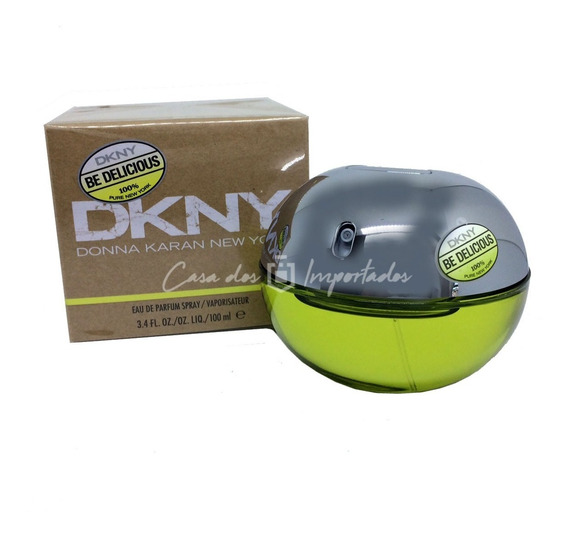 Dkny Be Delicious Edp 100ml Feminino | Original + Amostra