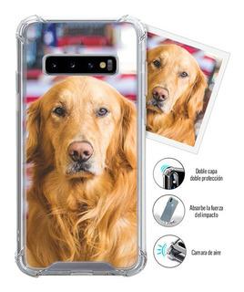 Funda Tpu Antigolpe Samsung Personalizado Con Tu Imagen