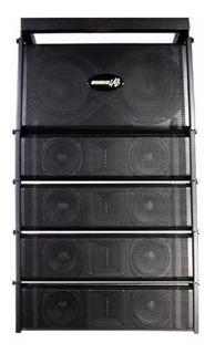 Line Array Audiolab Ala2428a (sistema Compacto)