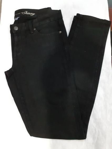 Jeans Tommy Hilfiger, Chupin, Tiro Bajo. Muy Poco Uso.