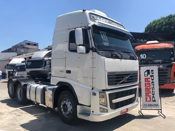 Volvo Fh420 I-shift Teto Alto = Fh 460 500 R440 480 Mb 2544