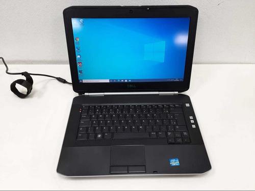 Notebook Dell E5420 I3 2ª Geração 8gb Ram Hdmi Ssd 120gb Ler