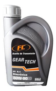 Aceite Caja Sincronica Fina 80w90 Gruesa 85w140 Marca Fc