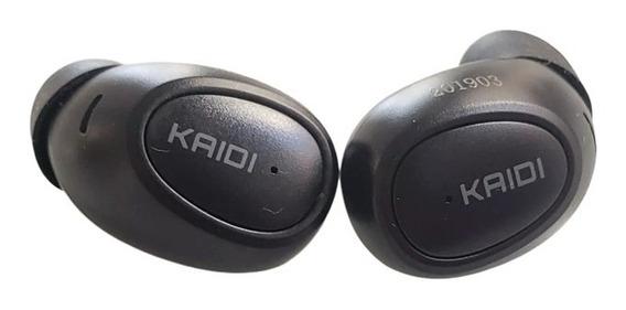 Fone Bluetooth Ponto Duplo Com Carregador Externo