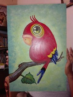 Pintura Decorativa 40 X 60
