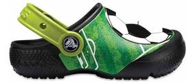 Zapato Crocs Infantil Fun Lab Football Clog