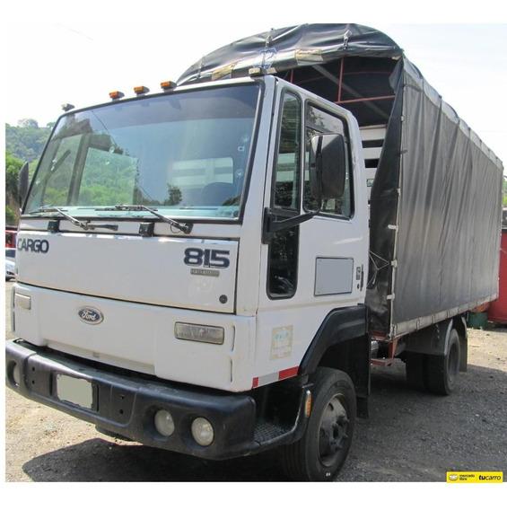 Ford Cargo 815 Estaca
