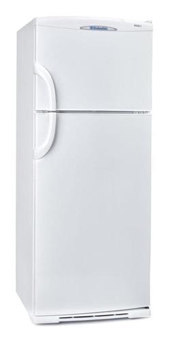 Heladera Columbia HTF-2294/G  blanca con freezer 276L 220V