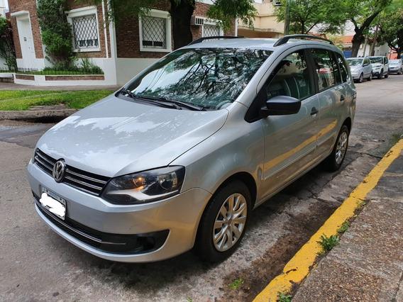 Volkswagen Suran 1.6 1 Dueño Gnc