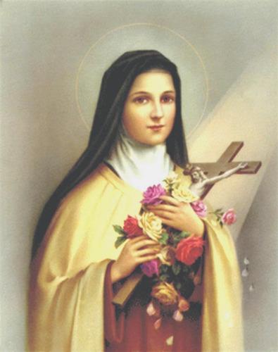 1000 Santinho Milheiro Santa Terezinha Personalize Oração