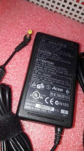 Fonte Carregador Acer 19v 3.16a Adp-60xb Notebook
