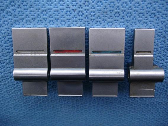 Peças - Tape Deck Cd-3500 - Teclas Comando - Leia O Anúncio