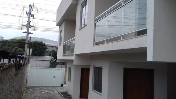 Casa Em Rocha, São Gonçalo/rj De 97m² 2 Quartos À Venda Por R$ 190.000,00 - Ca212848