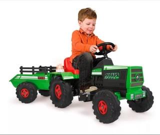 Tractor Electrico 6 Volts Marca Injusa + Envio Gratis