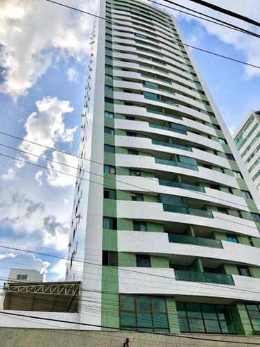 Apartamento Em Maurício De Nassau, Caruaru/pe De 100m² 3 Quartos À Venda Por R$ 480.000,00 - Ap726538