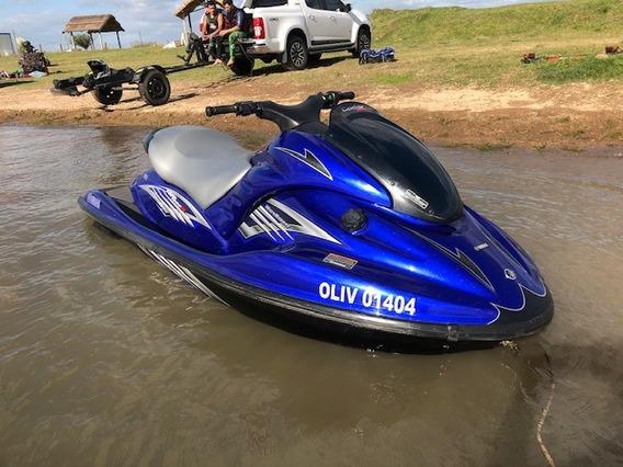 Yamaha Gp 1300 R 170 Caballos Con Trailer