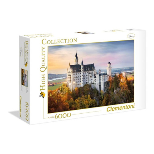 Puzzle Neuschwanstein - 6000 Piezas - Encontralo.shop -