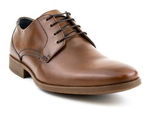Zapatos Hombre Hush Puppies Thiago Bronze[961 Casual