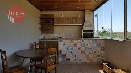 Cobertura À Venda, 98 M² Por R$ 260.000,00 - Parque Residencial Lagoinha - Ribeirão Preto/sp - Co0140