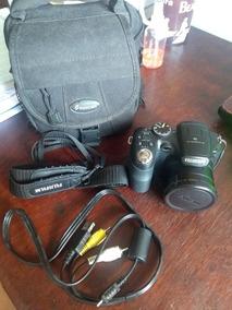 Câmera Semi Profissional Fujifilm Finepix S2800 Hd 14mp