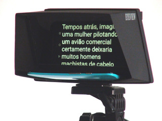 Teleprompter Eyeview Mobile E Pedal Remoto Eyeview Original