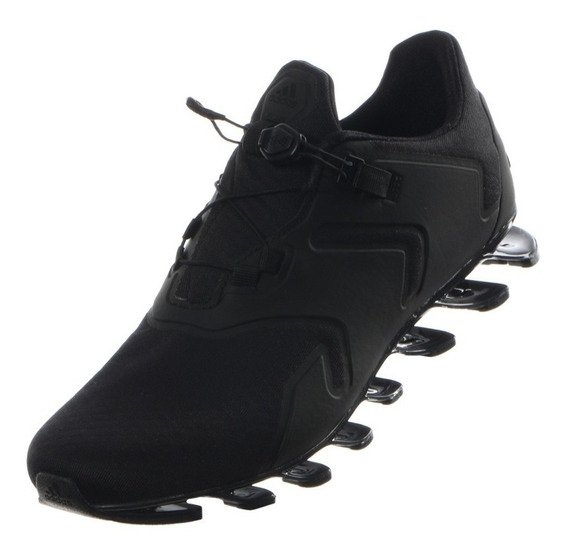 Remate Tenis adidas Springblade Solyce Negro Original