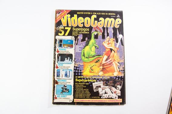 Revista Videogame, Ano 1, N.3, Maio, 1991