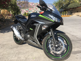 Kawasaki Ninja 330 Modelo 2015... Como La Querias `!!!!