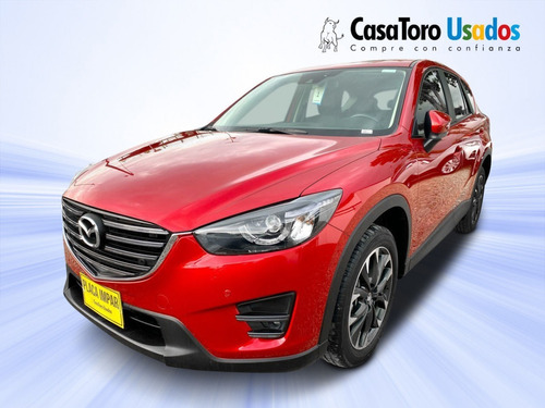 Mazda Cx5 Grand Touring Lx At 4x4 2016 2500cc