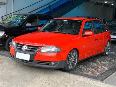 Volkswagen Gol Power 1.8 2008 Vermelho 4p Legalizado