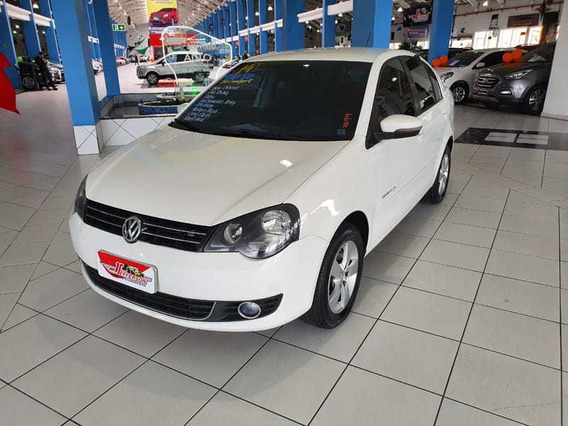 Volkswagen Polo Sedan 2.0 8v (comfortline) 4p