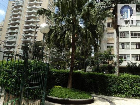 Bela Vista - Venda 3 Dormitórios - 145,90m2 - Próximo Ao Metrô S. Joaquim - Ap2015