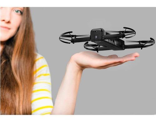 Imagen 1 de 2 de Drone Selfie Flitt Con Sensor De Posicionamiento.