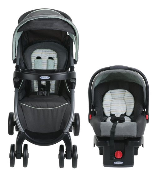 Carriola Graco Travel System Fast Action Bennett