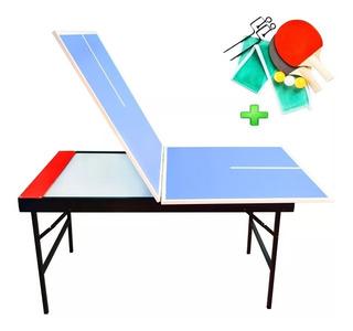 P R O M O25% Tejo De Aire De Chapa Y Mdf + Tapa De Ping Pong