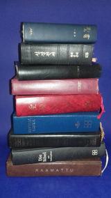 Bíblias Do Mundo Coleção