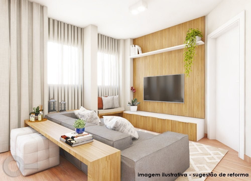 Imagem 1 de 2 de Apartamento - Ap00871 - 69661971