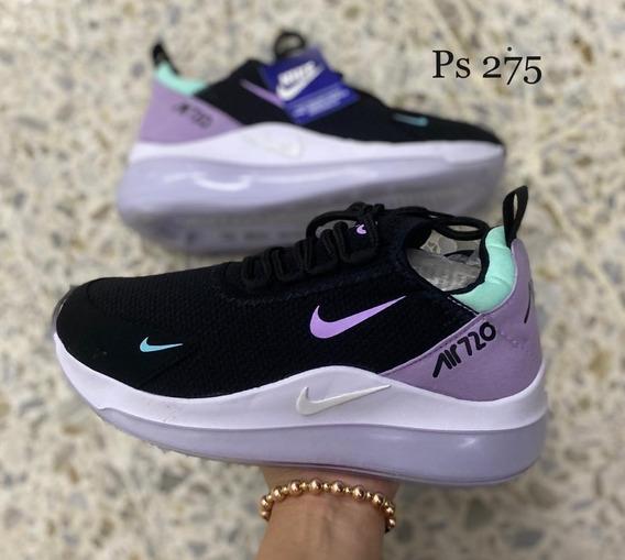 Tenis Zapatillas Calzado Deportivos Para Dama Nuevos