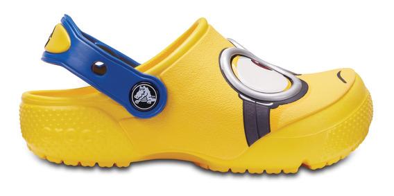 Crocband Originales Funlab Clog Minions Amarillo Nene Nena