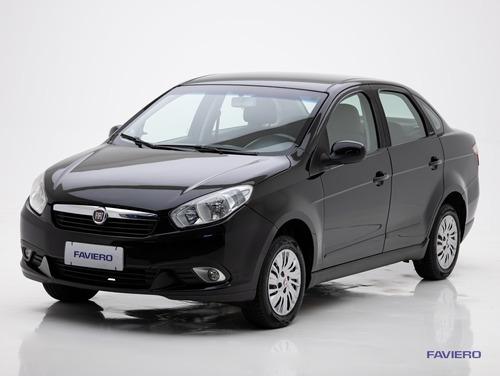 Imagem 1 de 14 de  Fiat Grand Siena Evo Attractive 1.4 8v (flex)