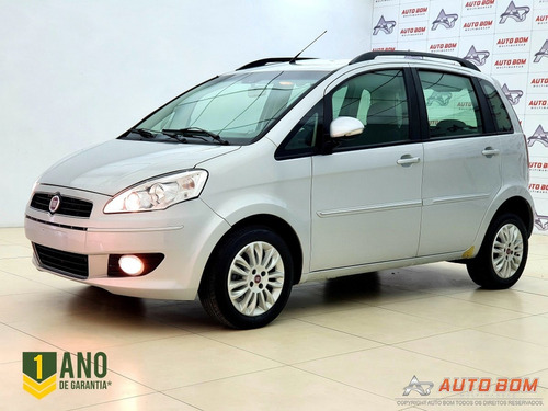 Fiat Idea Fiat Idea Attractive 1.4  8v  2012 2011/2012