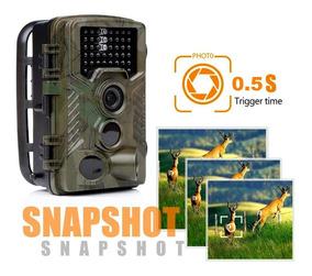 Camera Hunting 8 Mega Pixel Cor Cmos Video 1080p Fotografado